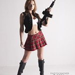 Thumbnail image for Girl With Guns – Denise