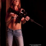Thumbnail image for Denise With AR-15 Warm