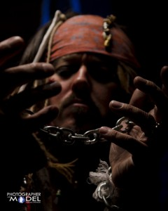 Jack Sparrow in Chains