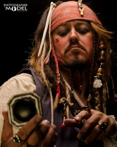 Jack Sparrow And Compass